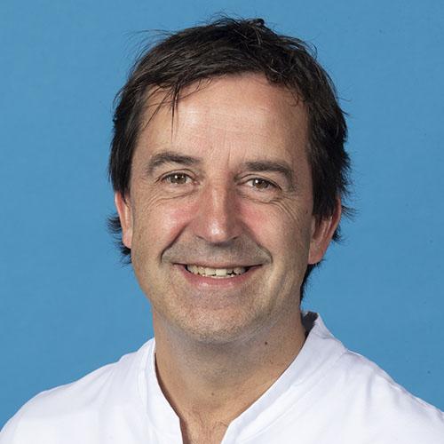 Prof Dr D A M P J Diederik Gommers